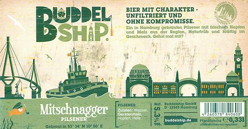 Buddelship-Mitschnagger