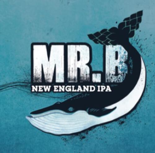 mr-b-label Buddelship BA & Stout craft beers